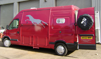 2003 Renault Master Easy Rider MKI Converted For Private Individual